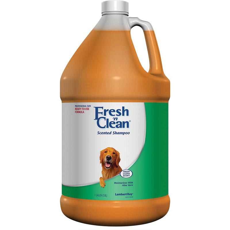 Fresh 'n Clean Scented Pet Shampoo Ready to Use Gallon