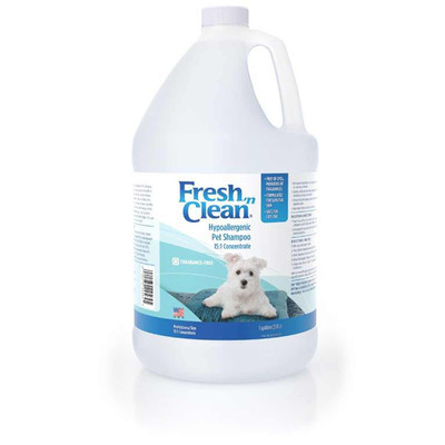 Fresh 'N Clean Hypoallergenic Shampoo Gallon