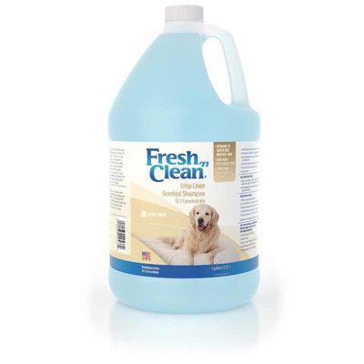 Fresh 'N Clean Crisp Linen Shampoo Gallon