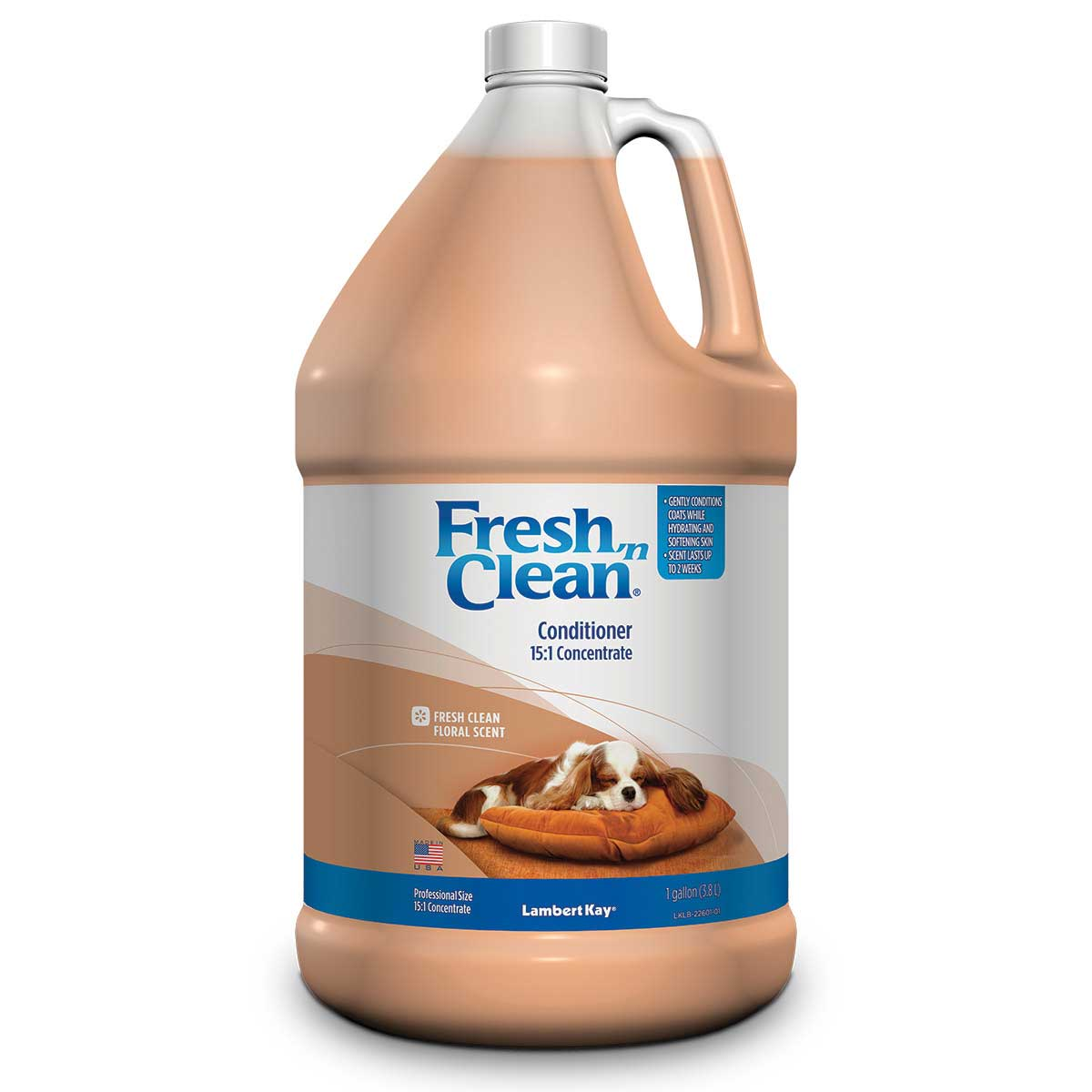 Fresh 'n Clean Fresh Clean Floral Scent Conditioner Gallon 15:1
