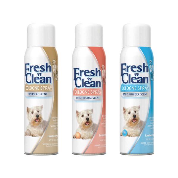 Fresh 'n Clean Cologne 12 oz Grooming Sprays