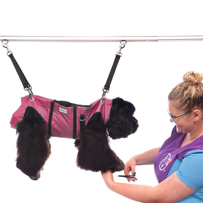Nail Grooming Hammock for Dogs