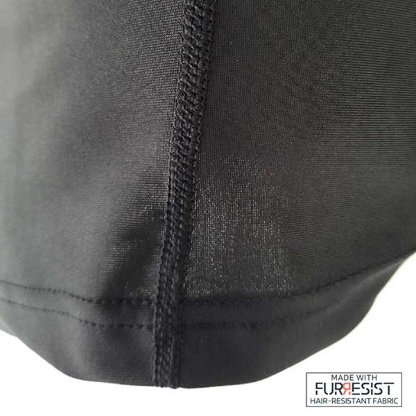 Close up of seams for Loyalty Pet FuRResist Men's Long-Sleeved Undershirt