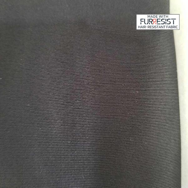 close of up of fabric of Loyalty Pet FuRResist Men's Long-Sleeved Undershirt