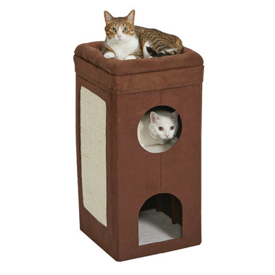 Midwest Curious Cat Cube available at Ryan's Pet Supplies
