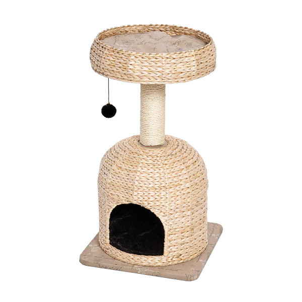 Midwest Feline Nuvo Scout Cat Tower available at Ryan's Pet Supplies