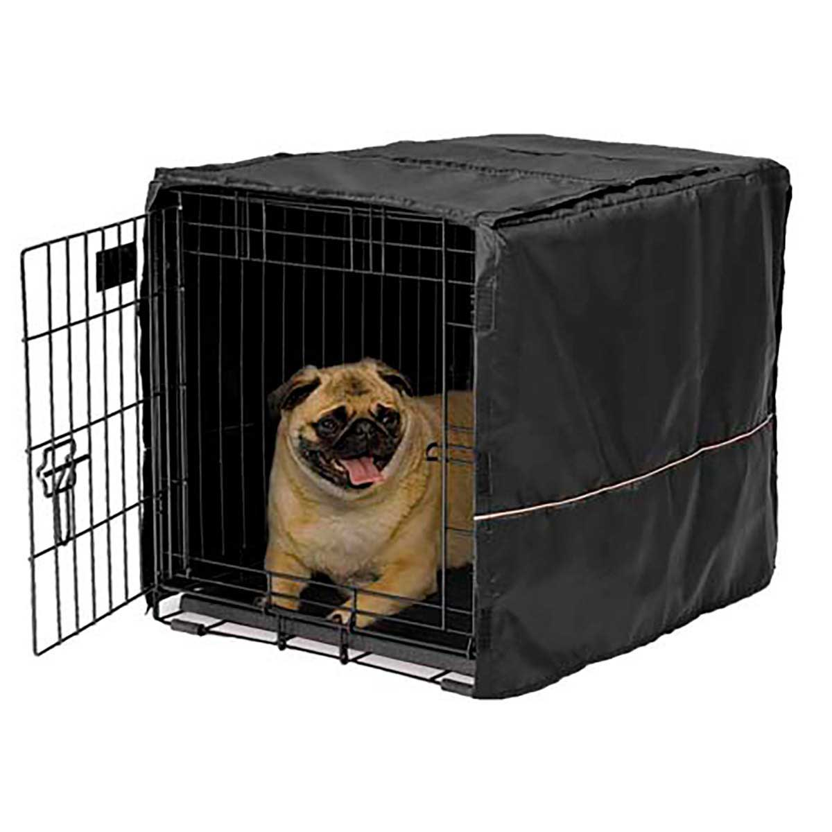 Quiet Time Dog Crate Covers - Fits 24 inch Crates