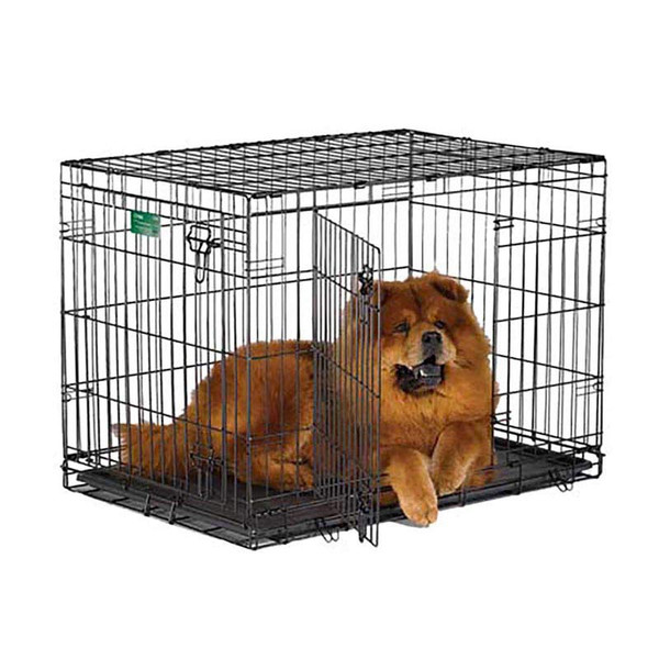 Midwest Icrate Double Door 36 inches by 23 inches by 25 inches available at Ryan's Pet Supplies