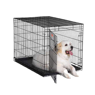 Midwest Icrate Single Door 48 inches by 30 inches by 33 inches at Ryan's Pet Supplies