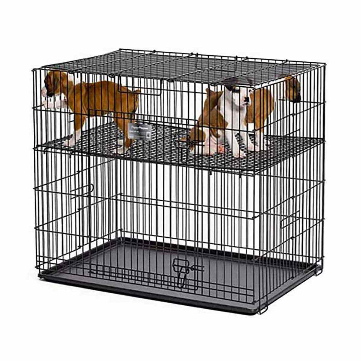 Midwest Puppy Playpen 24 inches by 36 inches by 30 inches