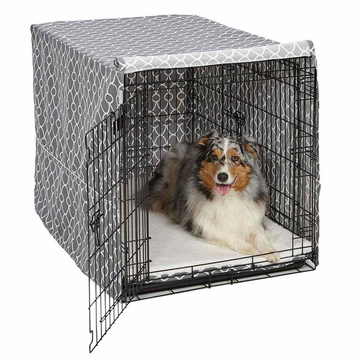 42 inch Quiet Time Crate Cover available at Ryan's Pet Supplies