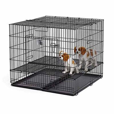 Midwest Puppy Playpen 36 X 36 X 30 - 1 inch X 1 inch Floor Grid