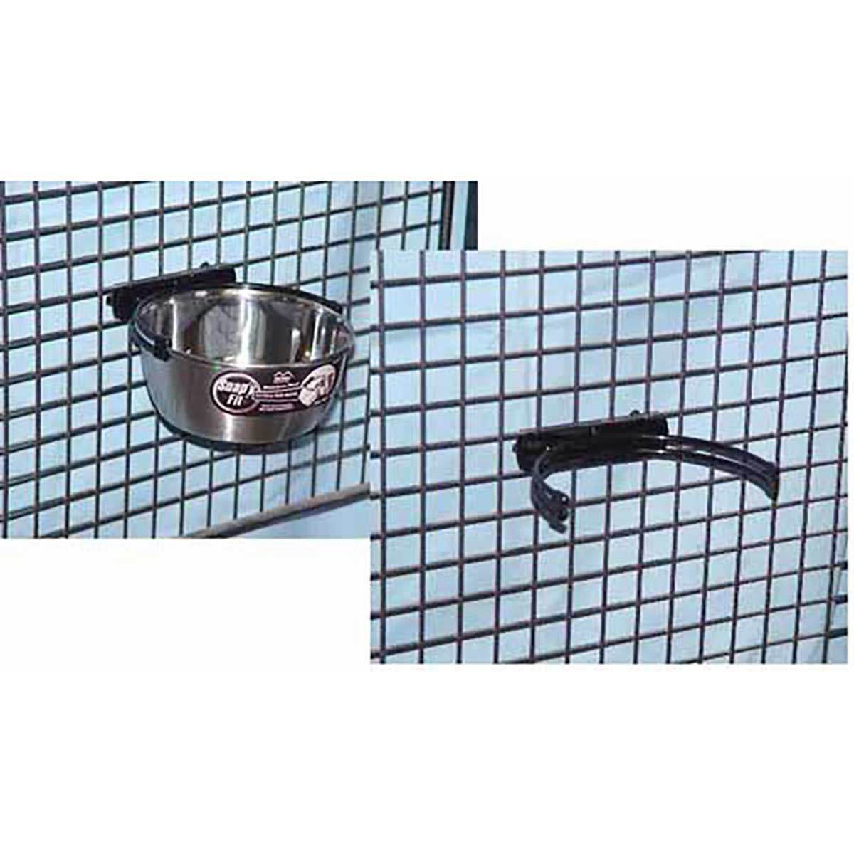 Snap'y Fit 10 oz Coop Cup for Dog Crates
