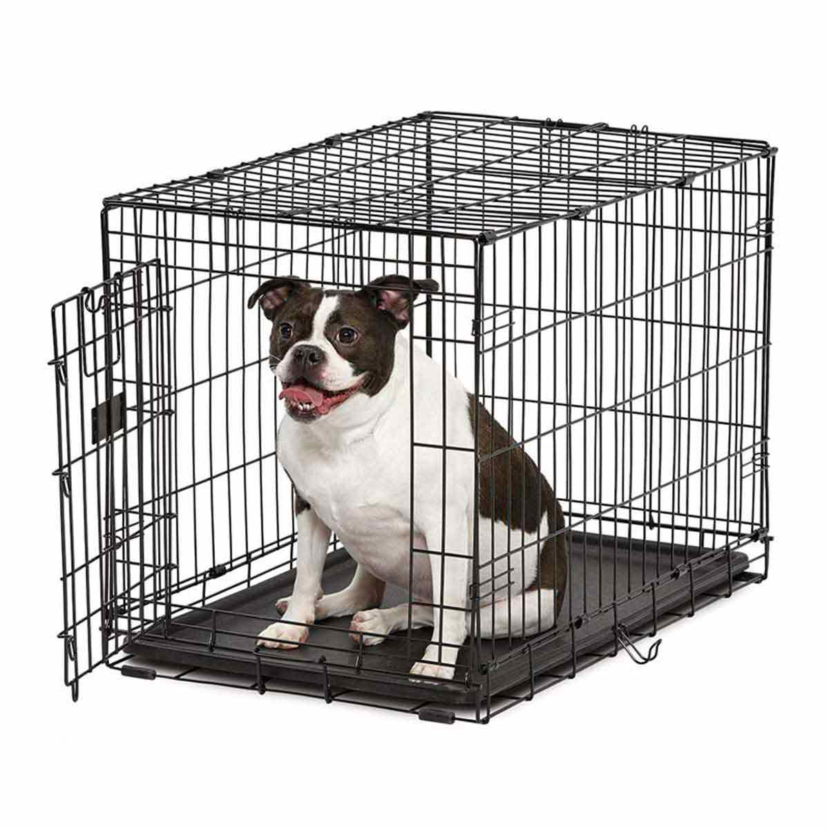Life Stage A.C.E. Single Door Dog Kennel - 30.5 inches by 19.5 inches by 21.25 inches