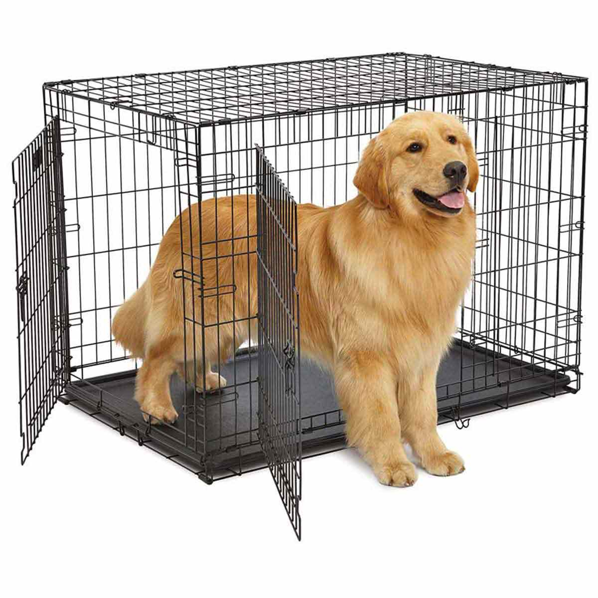 Midwest ConTour Crate Double Door for Crates - 42 inches by 29 inches by 30 inches
