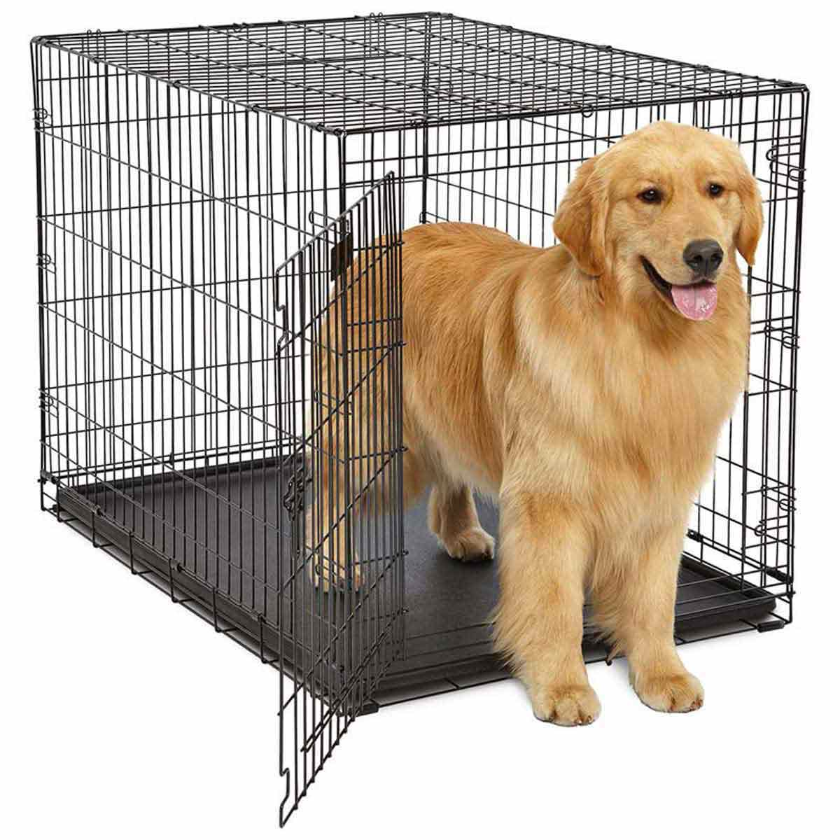 Midwest ConTour Crate for Dogs - Single Door - 42 inches by 28 inches by 30 inches