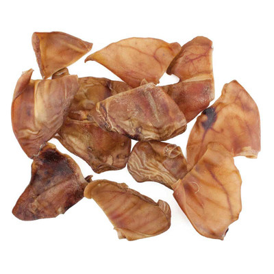 12 Pack of Pig Ears - Chew Treats for Dogs