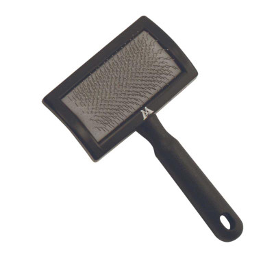 Millers Forge Universal Style Mini Slicker Brush for Dog Grooming
