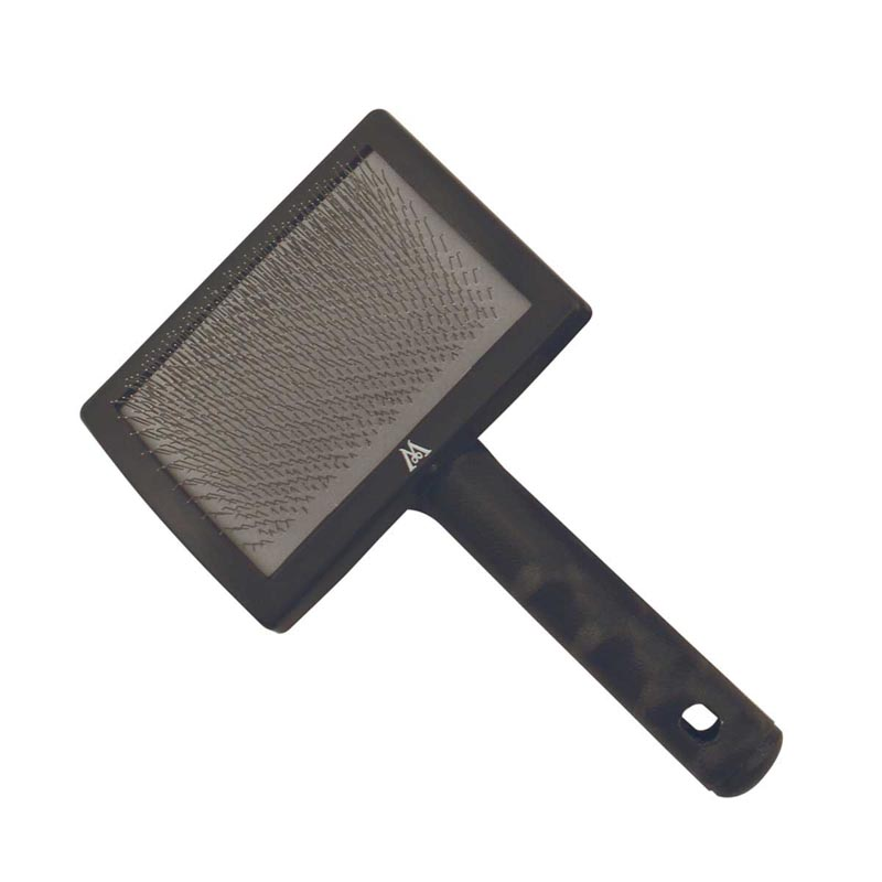 Millers Forge Universal Style Large Slicker Brush for Groomers
