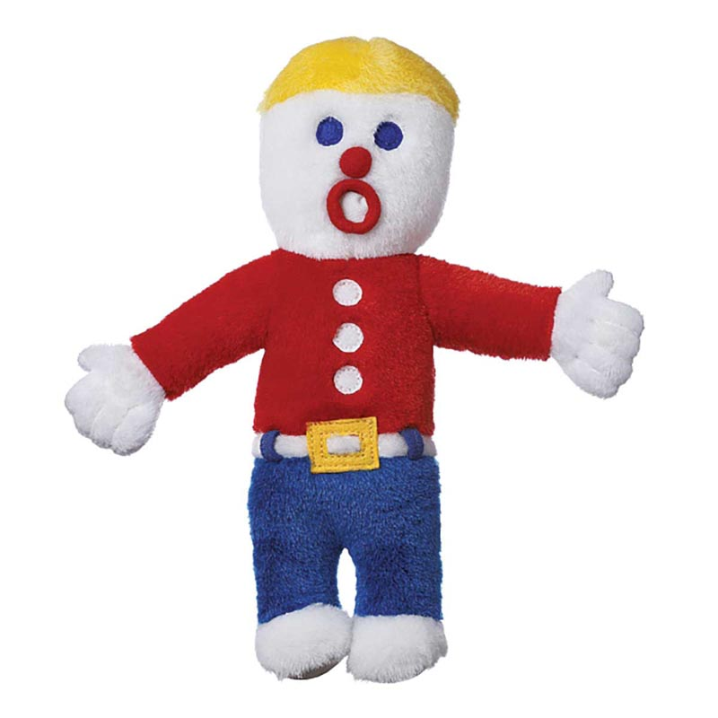 Multipet Mr. Bill Dog Toy - 10.5 inch