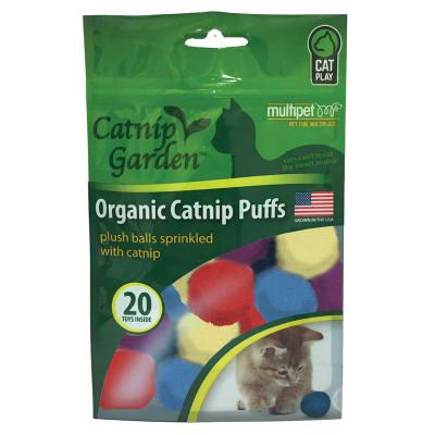 Multipet Catnip Garden Catnip Puffs