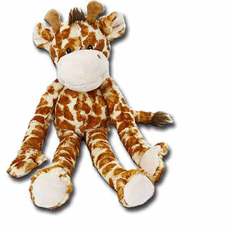 Multipet Swinngin' Safari Giraffe Toy for Dogs - 18 inch