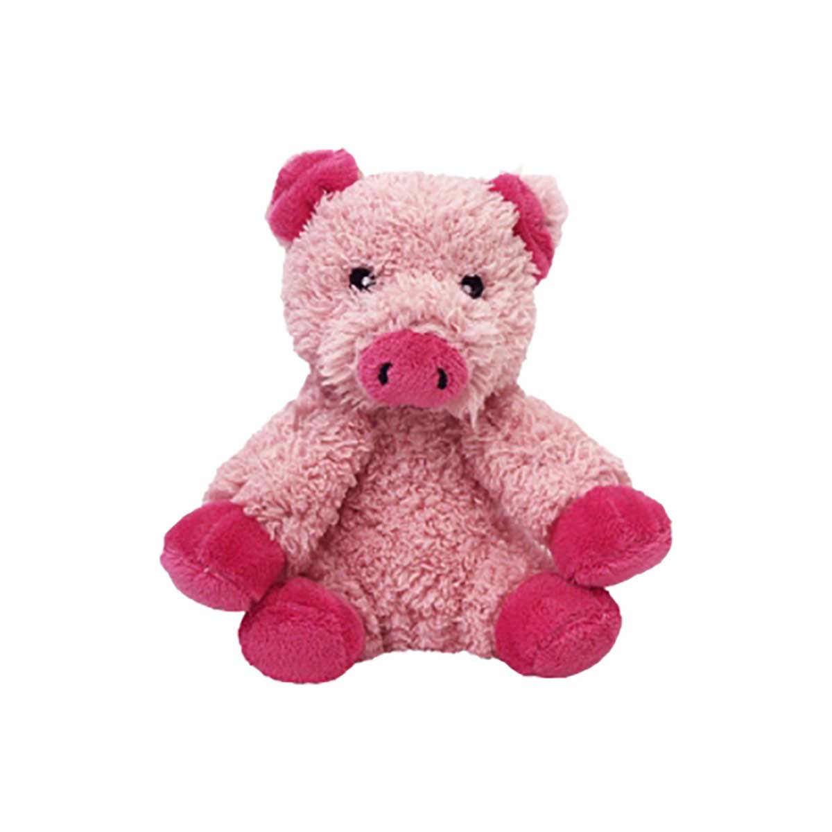 Multipet Look Who Talking Pig Toy for Dogs - 7 inch