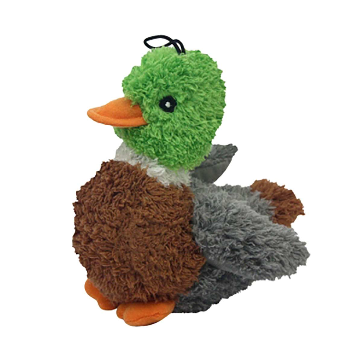 Multipet Look Who Talking Duck Toy for Dogs - 5 inch