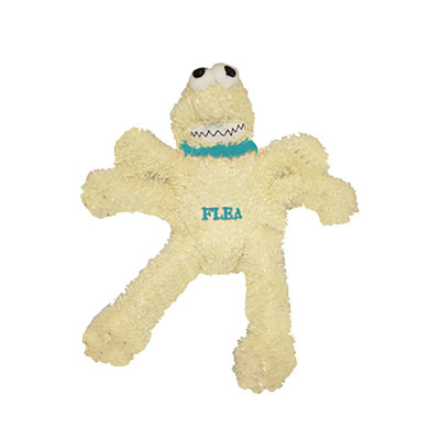 "6"" Multipet Flea Small/Medium Dog Toy"