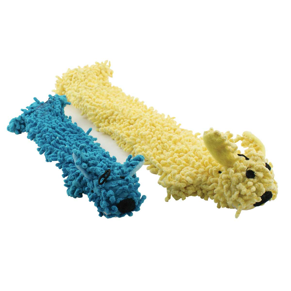 18 inch Multipet Loofa Floppy Lightweight Toy for Dogs