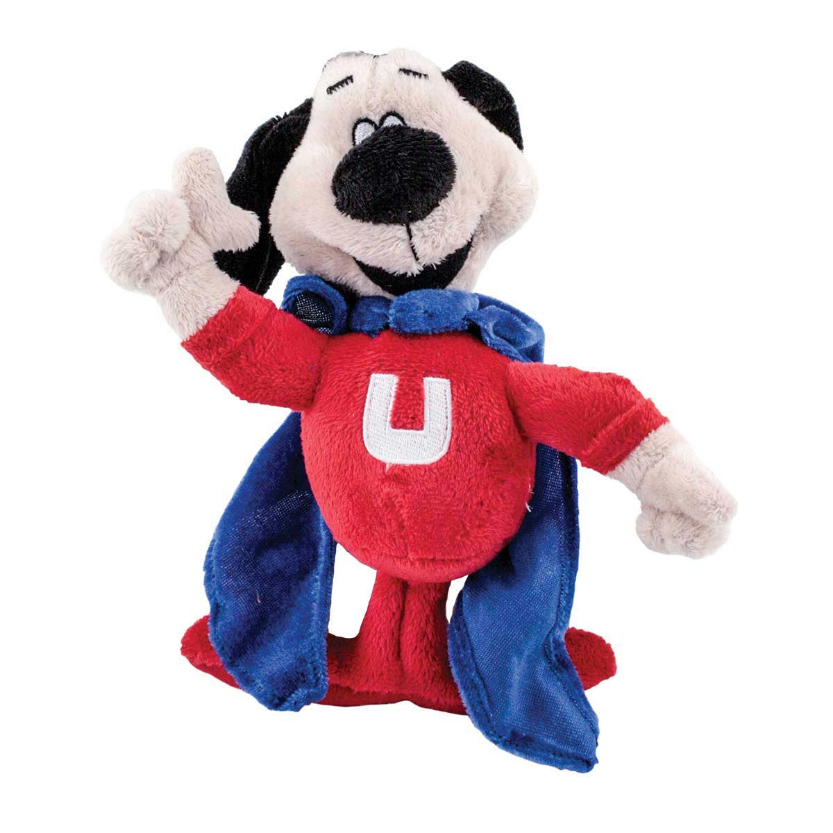Multipet Underdog Plush Dog Toy