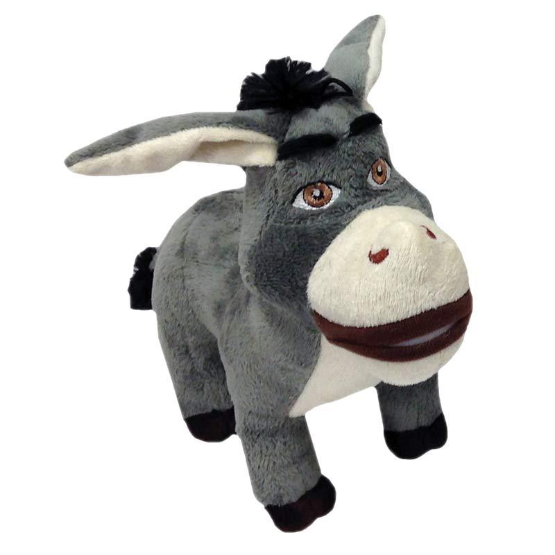 Multipet Donkey Plush Dog Toy