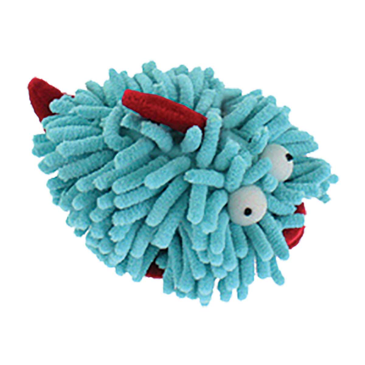 Multipet Sea Shammies Fish Dog Toy 6 inch