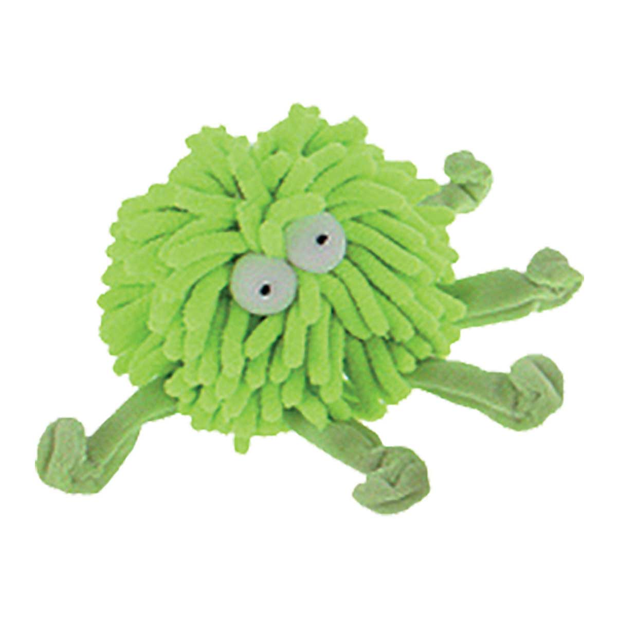 Green Multipet Sea Shammies Octopus Dog Toy - 6 inch
