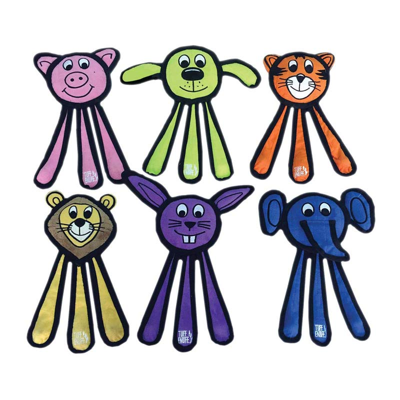 Multipet TUFF ENUFF Dog Toys - Assorted Styles