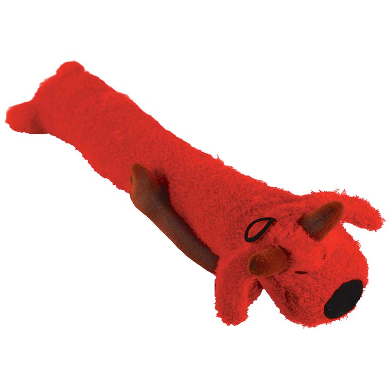Multipet Loofa Devil Toy for Dogs 12 inch