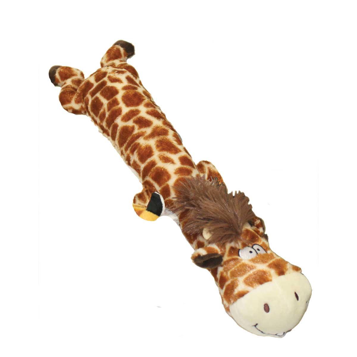 20 inch Multipet Dawdler Dude Giraffe Toy for Large Dogs