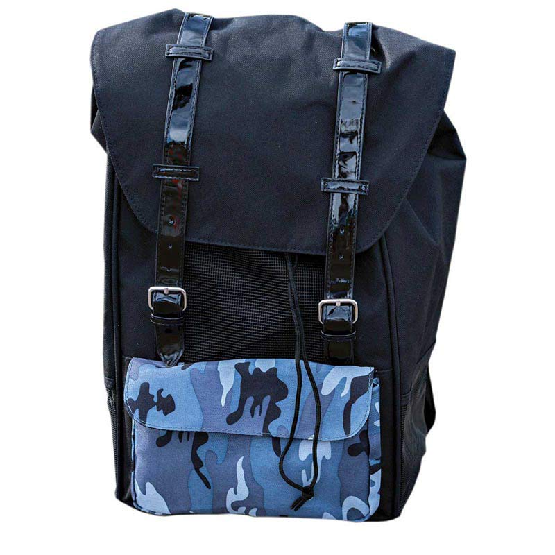Multipet Pet Voyage Montana Backpack - Holds Cats and Dogs up to 14 lbs