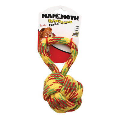 Mammoth Pet 3.75 in EXTRA Monkey Fist With Handle
