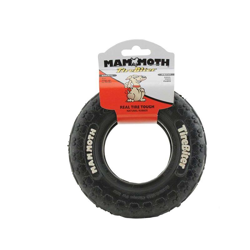 Medium Mammoth TireBiter Tire Dog Toy