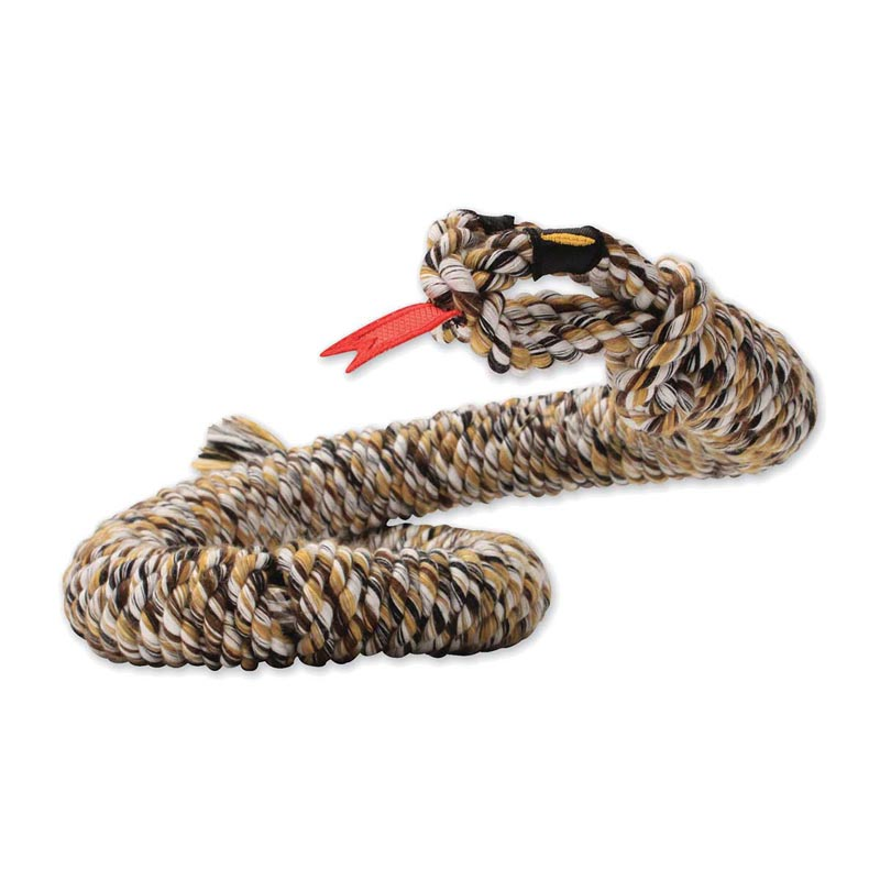 Mammoth Snakebiter Rope Dog Toy - Medium 38 inch