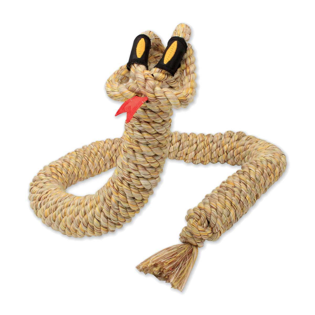 Mammoth Large 46 inch Snakebiter Rope Toy for Dogs