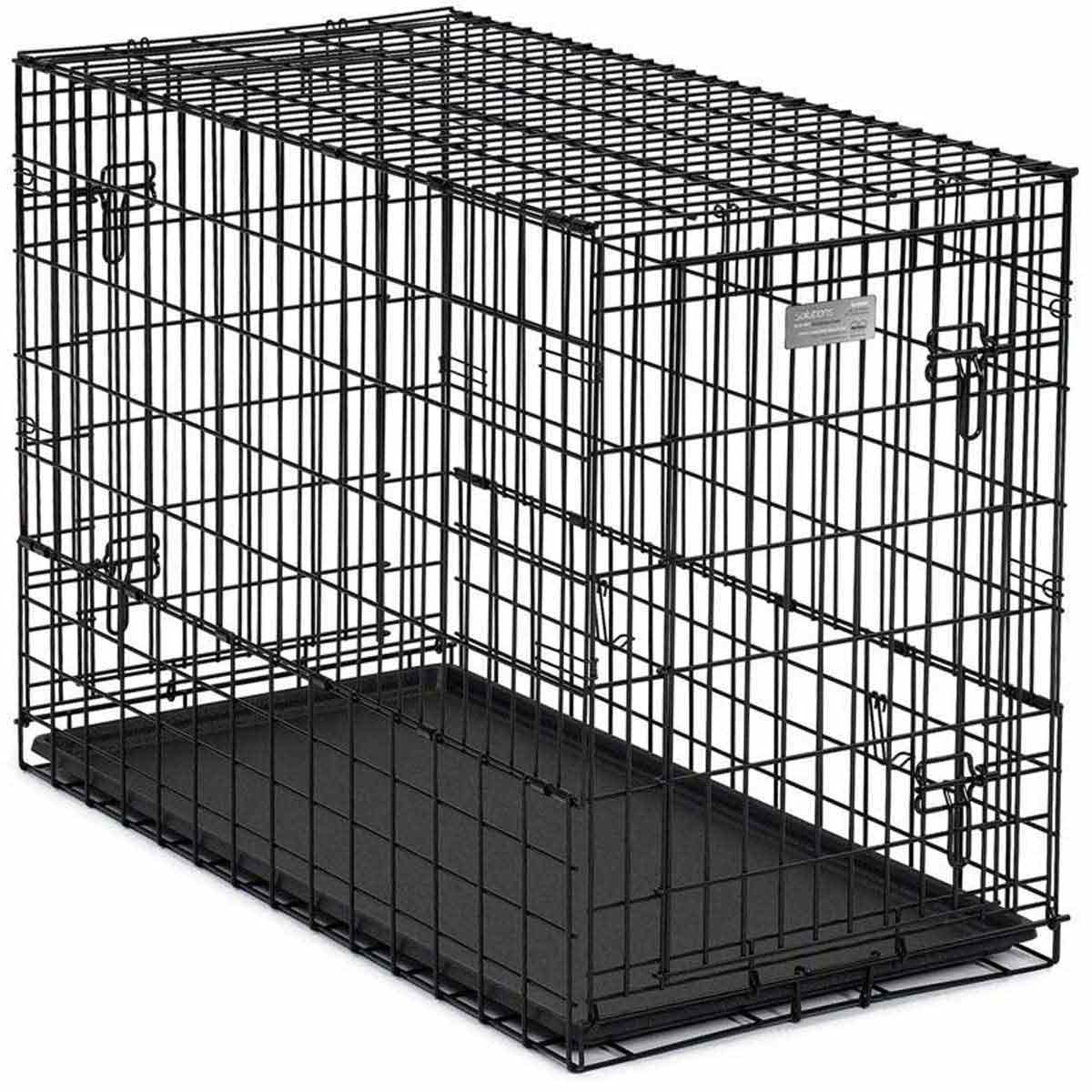 Midwest Solutions SUV Double Door Crate Kennel - 42 X 21 X 30 inches