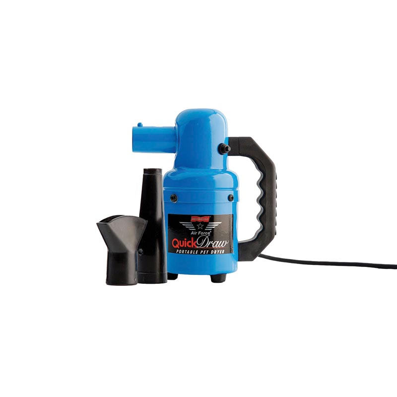 Metro Air Force Quick Draw Mini Portable Pet Dryer for Professional Groomers