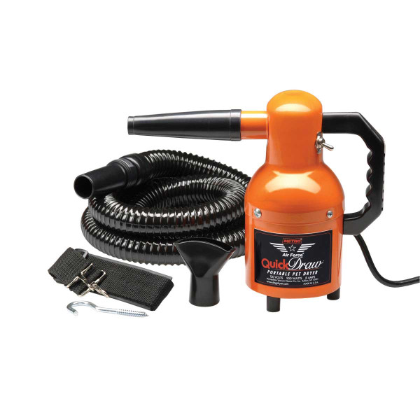 Metro Air Force Quick Draw Dryer for Groomers