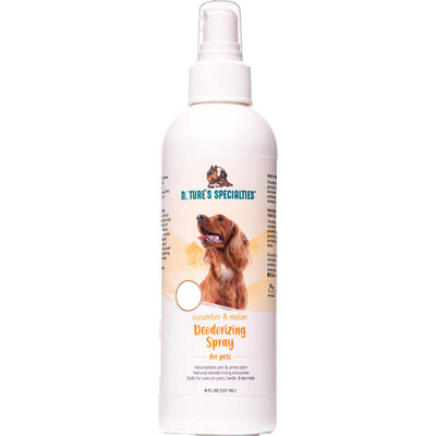 Nature's Specialties Cucumber and Melon Deodorizing Pet Spray 8 oz