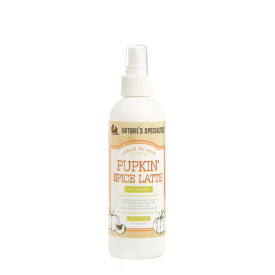 Nature's Specialties Pupkin Spice Latte Cologne 8 oz