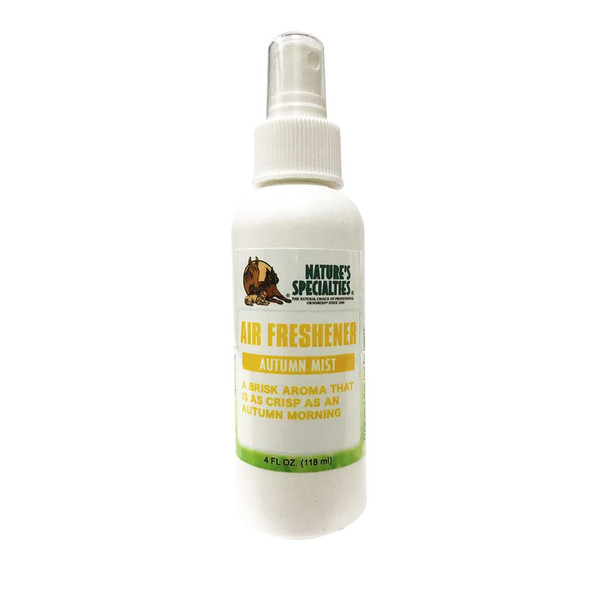 Natures Specialties 4 oz AirFresh Autumn Mist