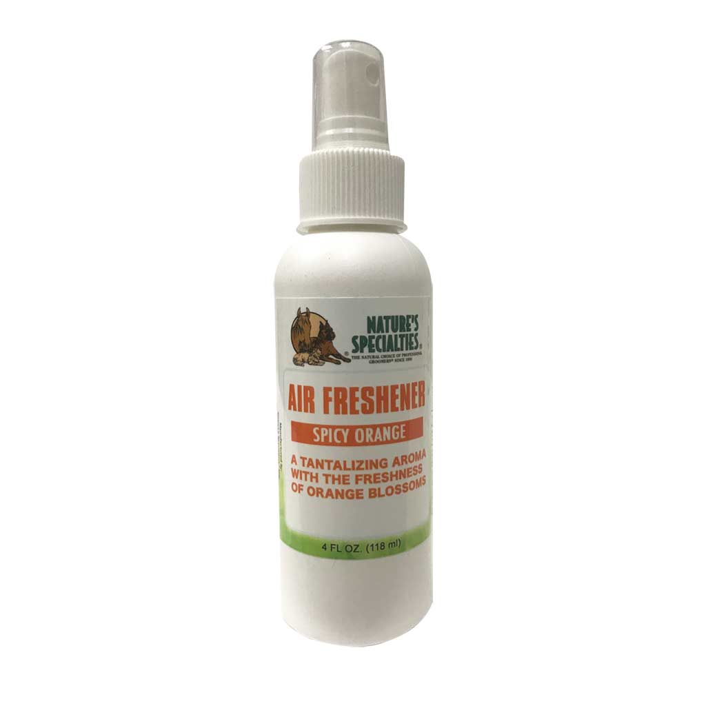 Natures Specialties AirFresh Spicy Orange 4 oz Air Freshener