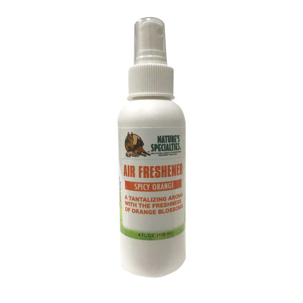Natures Specialties AirFresh Spicy Orange 4 oz Air Freshener